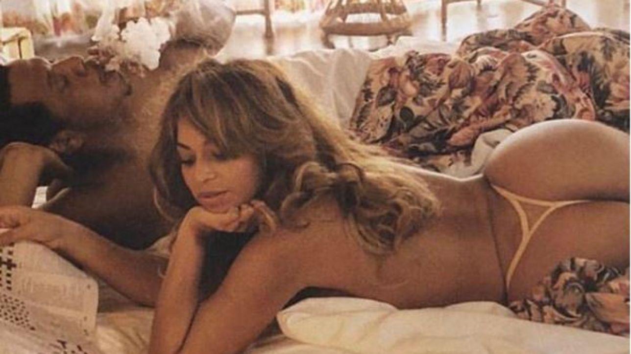 Beyoncé e Jay-Z si mostrano in intimità nel book ufficiale del tour
