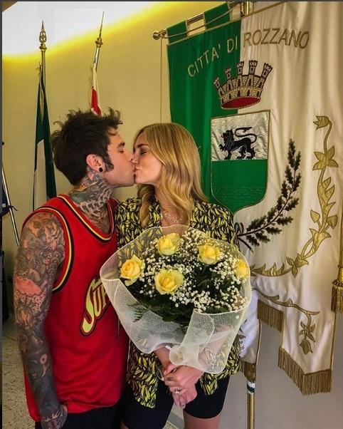 Chiara Ferragni, ecco le pubblicazioni di nozze: «Tutto pronto per il matrimonio»