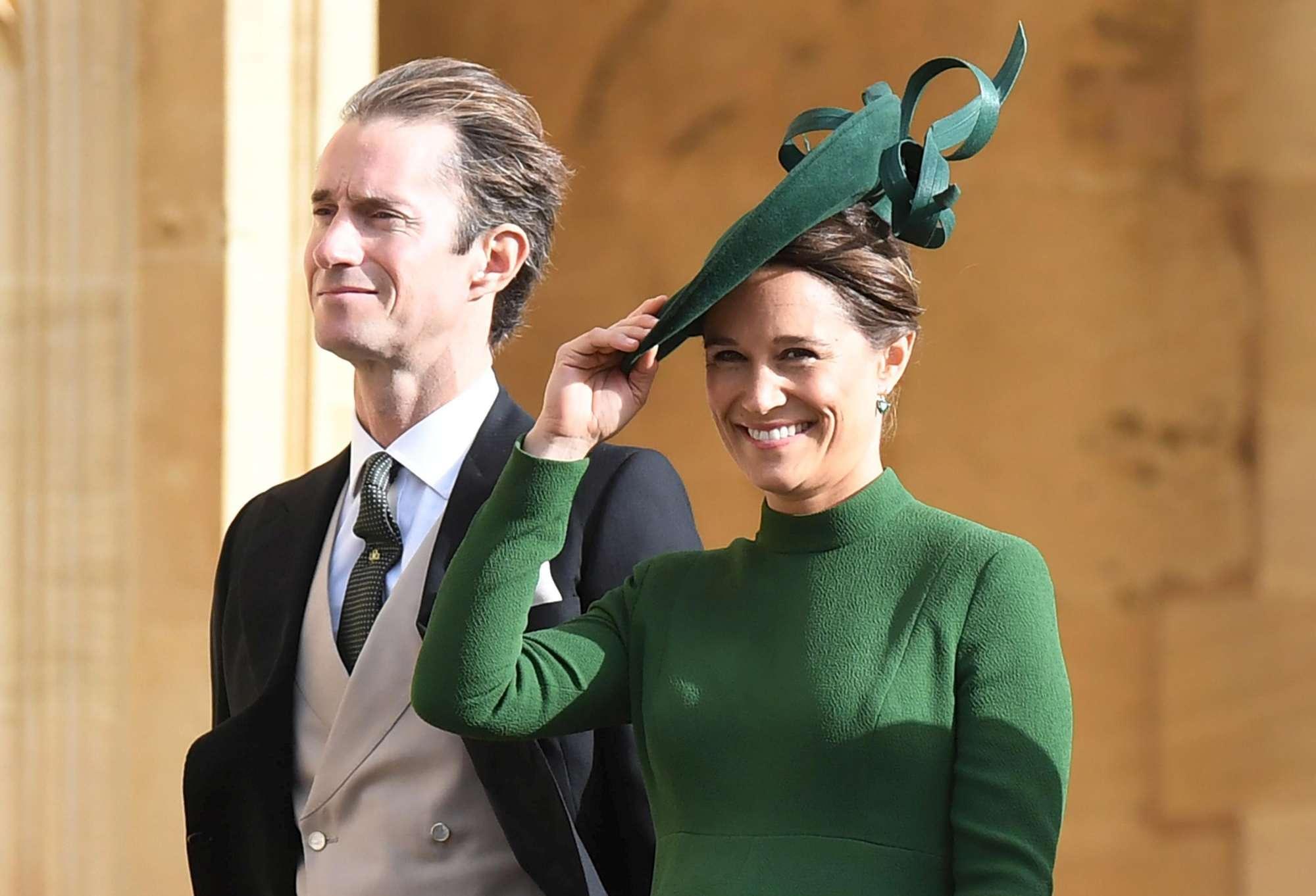 Pippa Middleton è diventata mamma di un maschietto