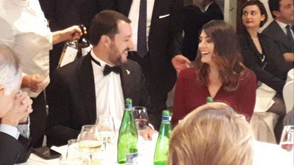 Isoardi-Salvini, ritorno di fiamma alla cena di gala