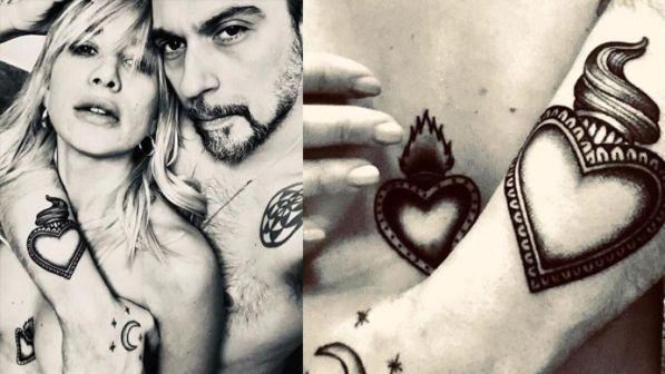 Francesco Sarcina e Clizia Incorvaia di nuovo insieme: foto nudi