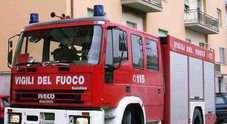 Roma, incendio in un appartamento di via Paola. Grave una donna