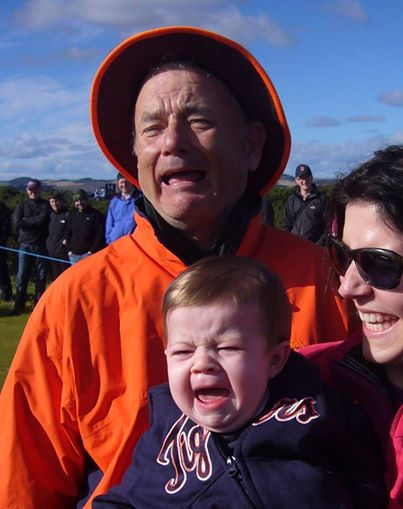 Tom Hanks o Bill Murray?La foto su Fb sta facendo impazzire il web