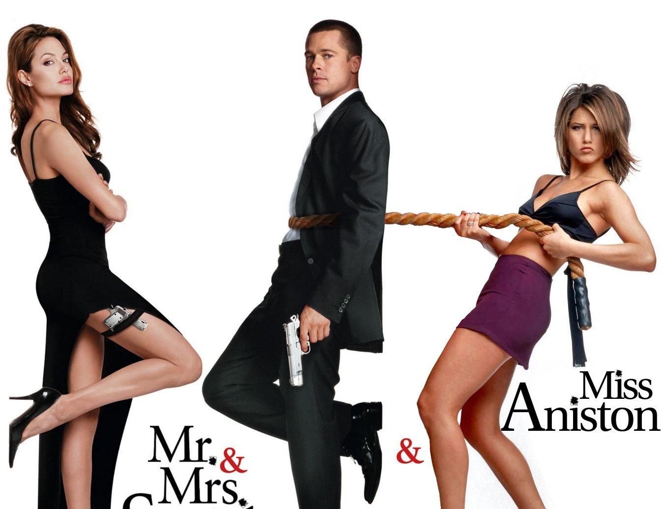 """Angelina Jolie e il divorzio da Brad Pitt: """"Jennifer Aniston sarà la sua testimone chiave"""""""