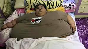 La donna più grassa del mondo ha 36 anni e pesa 500 chili:
