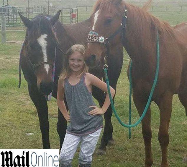 Cade da cavallo durante una gara amatoriale, bimba muore a 10 anni