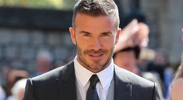 David Beckham e quel dettaglio fisico che è sfuggito a tutti durante il Royal Wedding