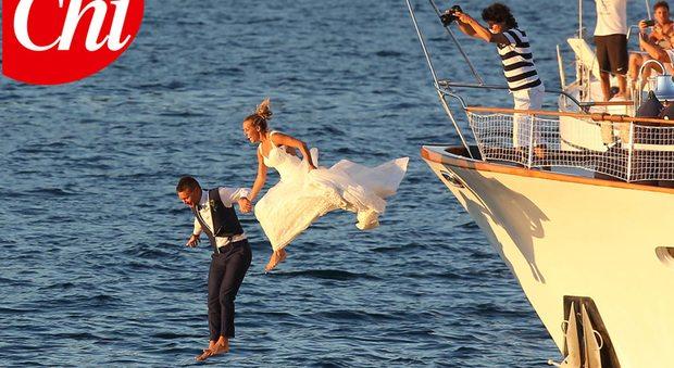 Tania Cagnotto sposa, matrimonio con Stefano Parolin: