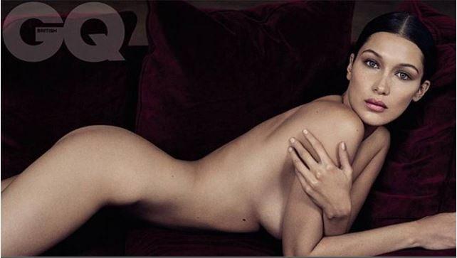 Bella Hadid, dopo il topless è nuda per GQ