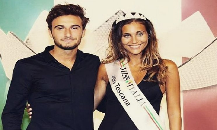 Rachele Risaliti: ecco chi è Federico, il fidanzato di Miss Italia