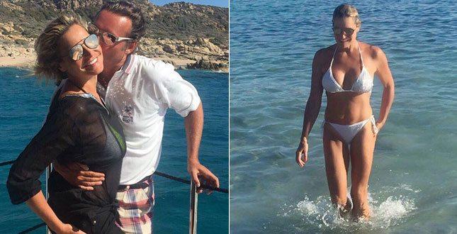 """Simona Ventura in crisi con Gerò Carraro: """"Ho altre priorità, i miei figli, mia madre..."""""""