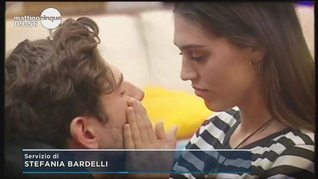 """GfVip, Cecilia: """"Per Ignazio ho perso la testa"""""""