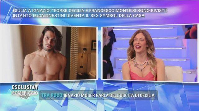 """Paola Caruso: """"Ho perso la testa per Luca Onestini"""""""