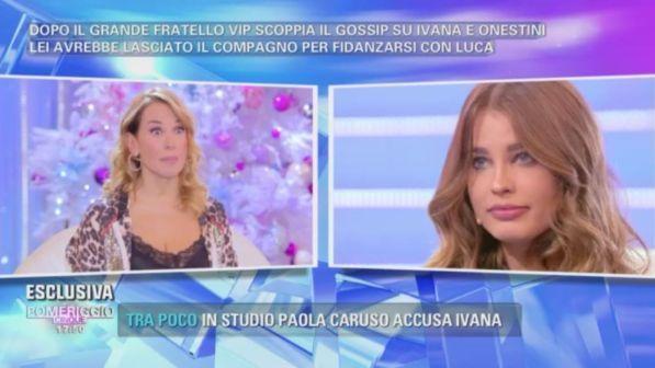 """Grande Fratello Vip, Ivana confessa: """"E? vero, non sono più fidanzata"""""""
