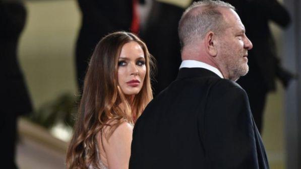 Weinstein, per la moglie assegno milionario in caso di divorzio