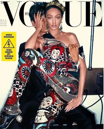 Gigi Hadid irriconoscibile su Vogue Italia, la modella si scusa con i fan