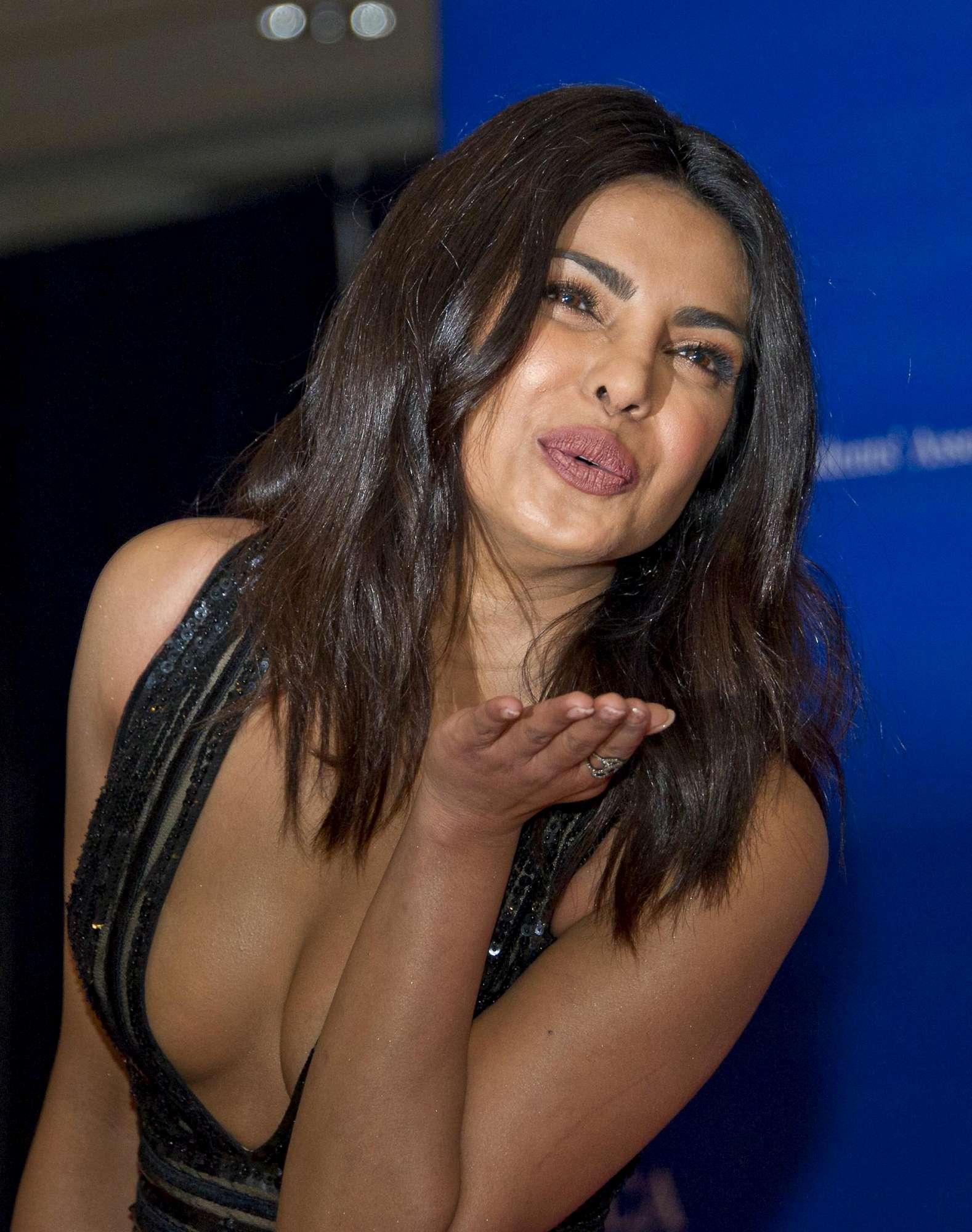 Priyanka Chopra, incidente sul set per la se. xy attrice di Quantico