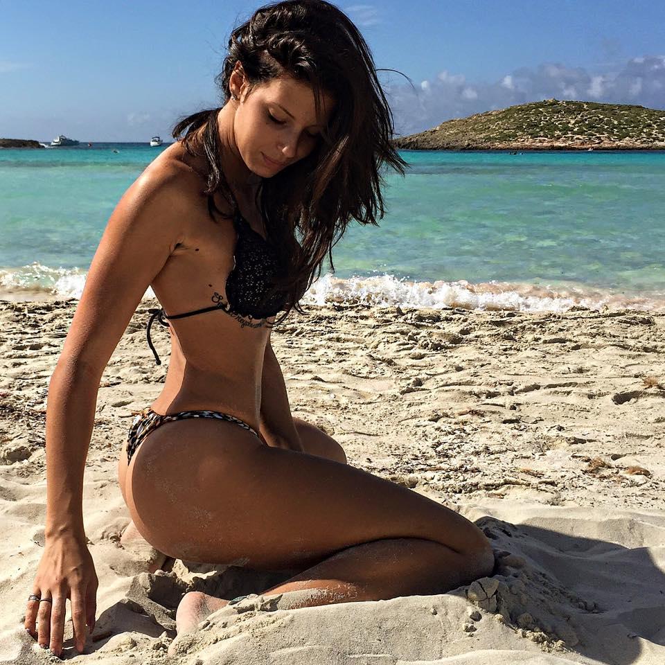 Giulia Calcaterra è la nuova naufraga de L?Isola dei Famosi