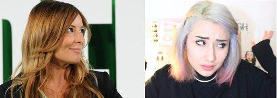 """Selvaggia Lucarelli con Greta Menchi: """"Perché Fb non chiude i gruppi che incitano all'odio?"""""""