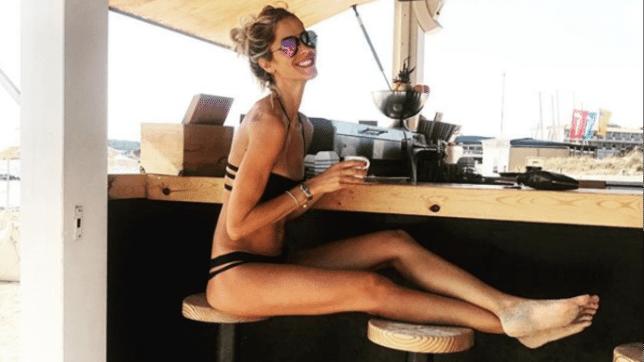 Elena Santarelli, l?estate di Formentera si fa davvero… calda