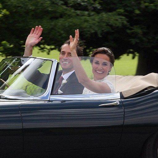 Pippa Middleton in dolce attesa? Ecco l'indizio...
