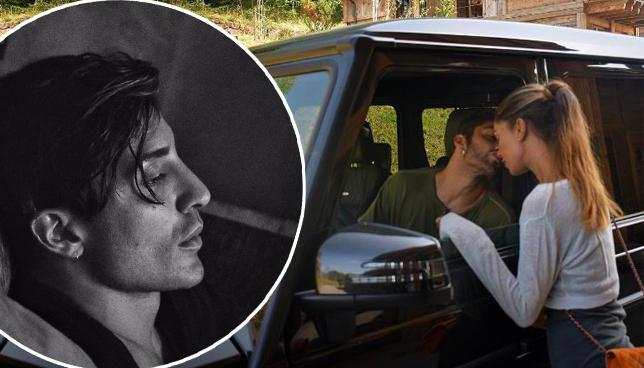 Belen-Iannone, lui fa flop al motoGp, lei lo bacia: è polemica