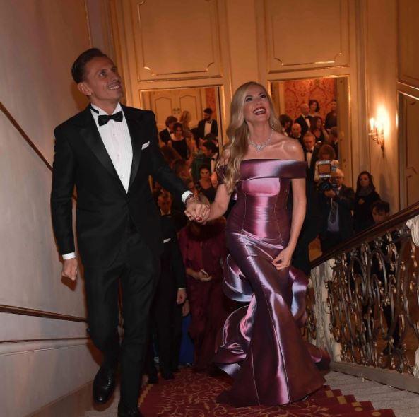 Federica Panicucci spegne 50 candeline, che party a Villa Gernetto!