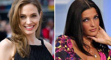 """Alessia Merz ha """"rubato"""" il posto sul set ad Angelina Jolie"""