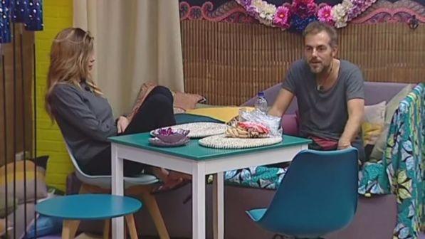 """""""Grande Fratello Vip"""", Aida e Daniele: cena per due"""