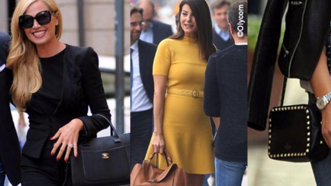 Luxury bag: griffata, costosa e… mai la stessa per le vip di Milan