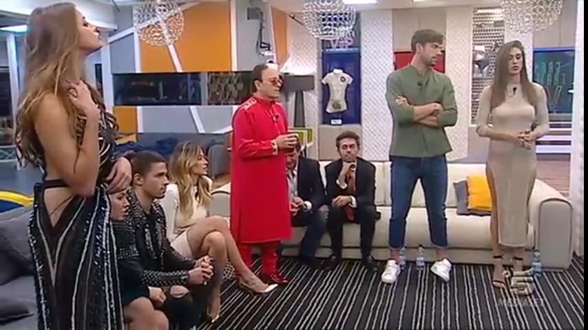 """""""Grande Fratello Vip"""": Cecilia eliminata, Aida e Daniele volano in finale"""