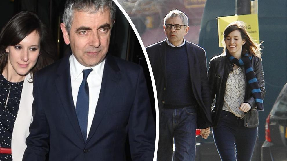 'Mr. Bean' Rowan Atkinson papà a 62 anni: la sua compagna ne ha 29 meno di lui