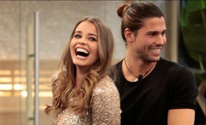 Luca Onestini e Ivana Mrazova stanno davvero insieme? Ecco la verità....