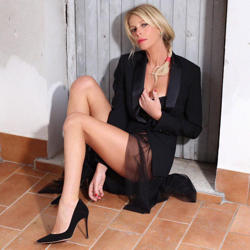 Alessia Marcuzzi low cost: