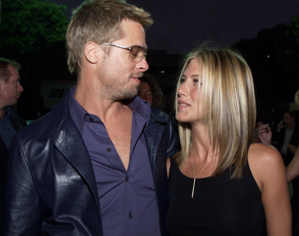 Jennifer Aniston divorzia: