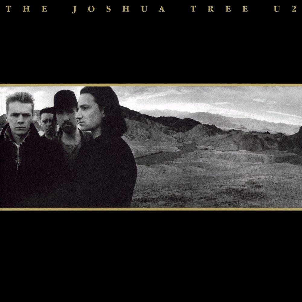 Luglio 2017: U2 - THE JOSHUA TREE (1987)