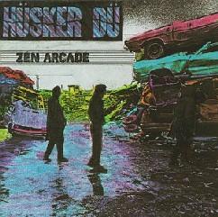 Agosto 2020: Hüsker Dü - ZEN ARCADE (1984)