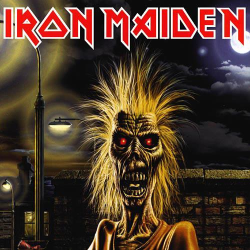 Settembre 2020: Iron Maiden - IRON MAIDEN (1980)