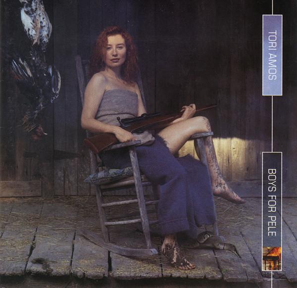Ottobre 2020: Tori Amos - BOYS FOR PELE (1996)