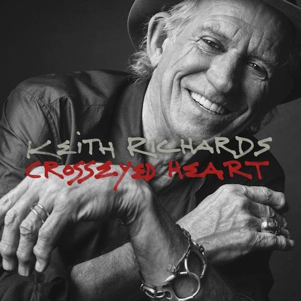 Ottobre 2020: Keith Richards - CROSSEYED HEART (2015)