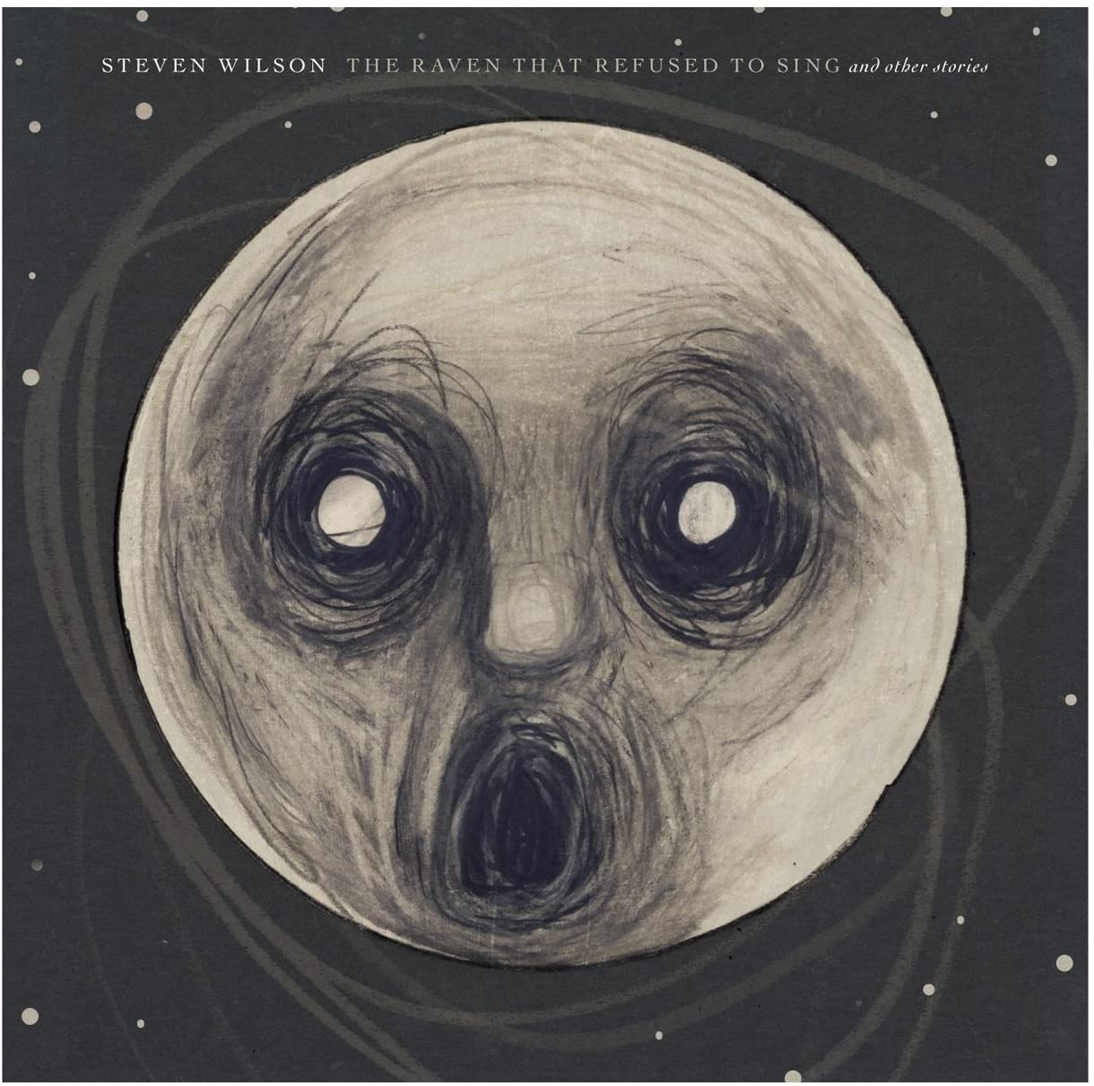 Aprile 2021: Steven Wilson - THE RAVEN THAT REFUSED TO SING AND OTHER STORIES (2013)