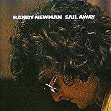 Settembre 2021: Randy Newman - SAIL AWAY (1972)