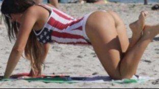 Claudia Romani, se. xy e prov . ocante in bikini