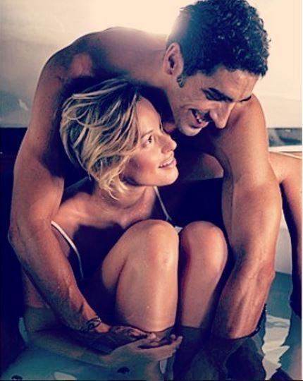 Federica Pellegrini e Filippo Magnini, l?amore in vasca