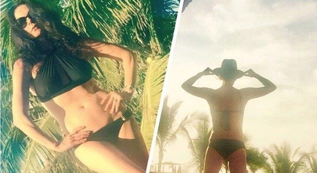 """Catherine Zeta Jones contro i paparazzi: """"Ecco il mio lato B"""""""