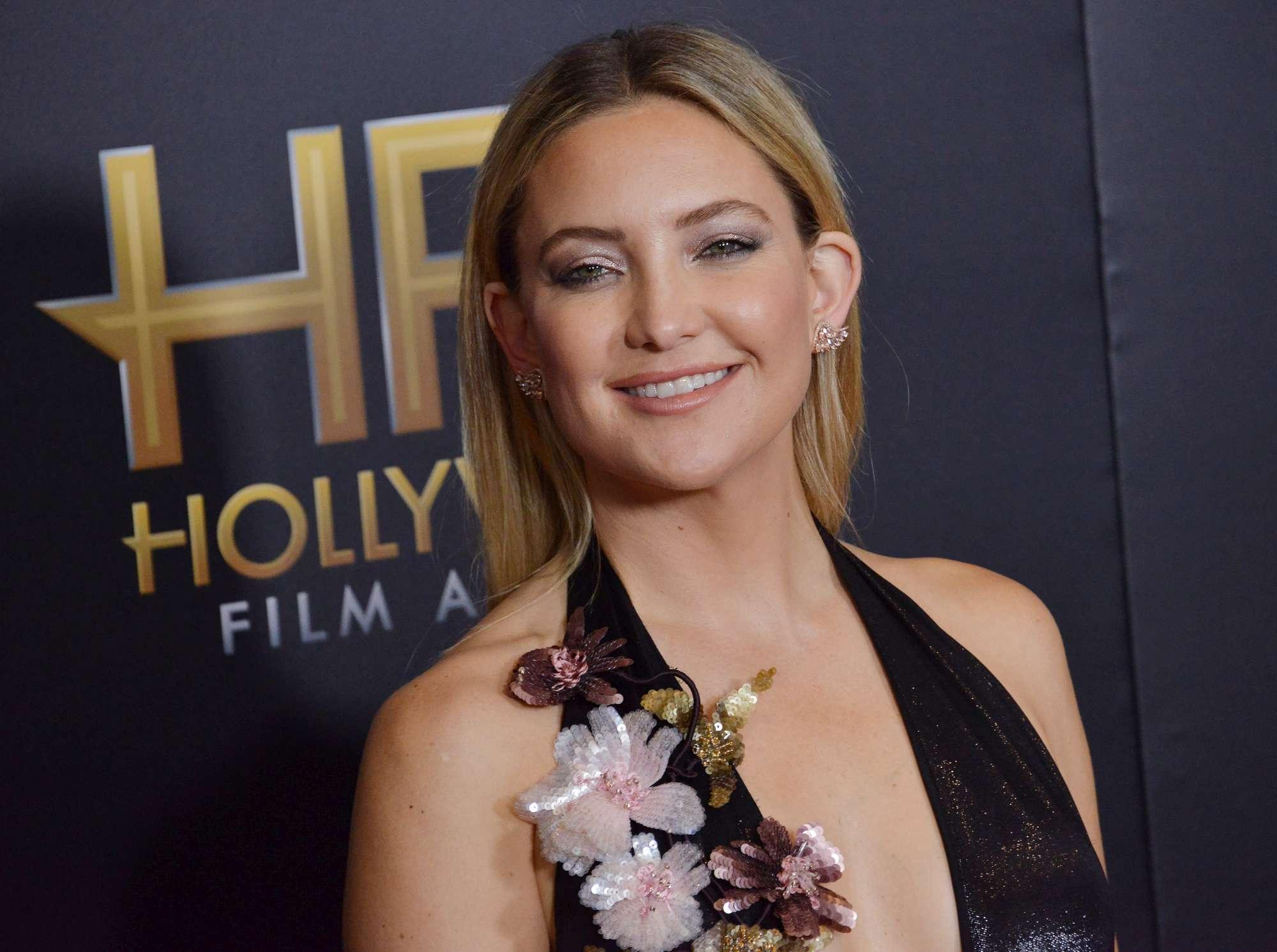 Kate Hudson, il fratello ironizza sulla presunta relazione dell?attrice con Brad Pitt