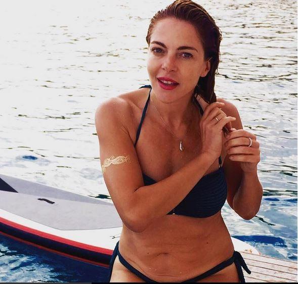 Andrea Preti e la love story con Claudia Gerini: