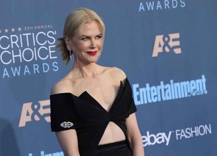 "Nicole Kidman ""a pezzi"" sul red carpet"