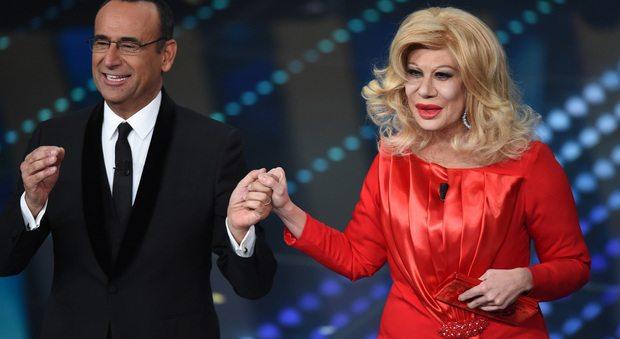 """Sandra Milo dopo l'imitazione a Sanremo: """"Ecco cosa penso di Virginia Raffaele..."""""""
