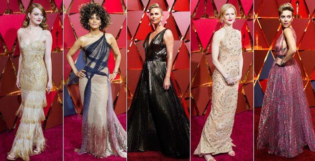 Oscar 2017, il red carpet da sogno e la super gaffe in diretta tv